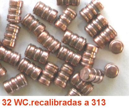 proyectiles recarga 32 sw long
