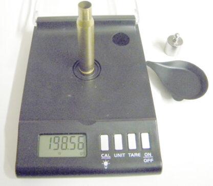 Bascula polvora precision