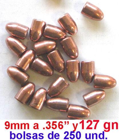 OFERTA DE PUNTAS 9mm y cal 32