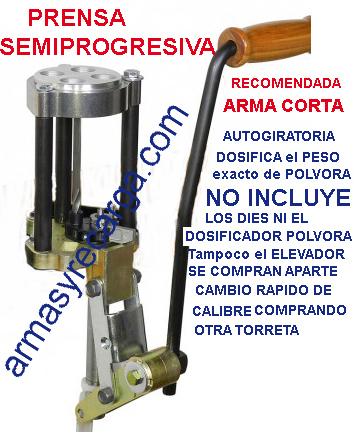 turret press 4
